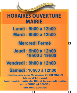 horaires B